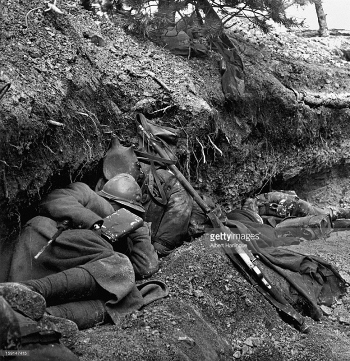 27.3. French trench