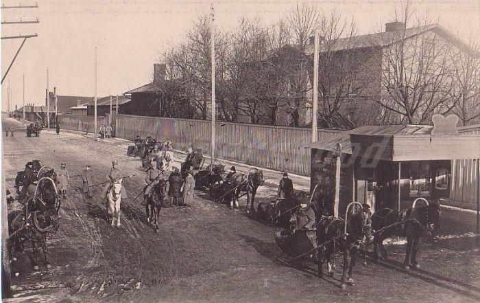 7.2. D_naburg_Daugavpils_Bahnhof_Riga_dt_Kavallerie