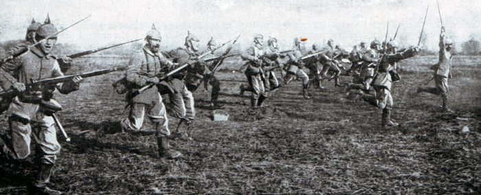 10.9b german-infantry-attack