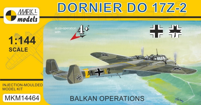 MKM14464 Do 17Z-2 Balkan Operations_box