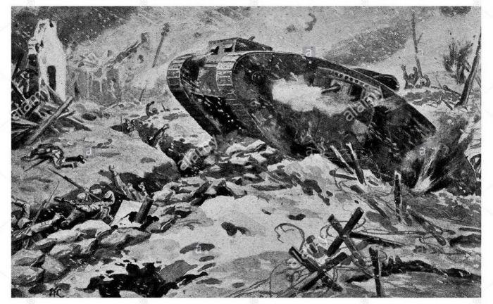 Heninel ilustration