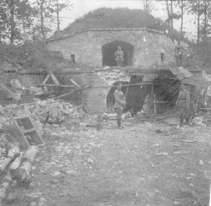 Condé Fort