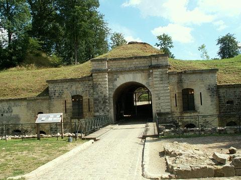 Fort de Condé Entrance