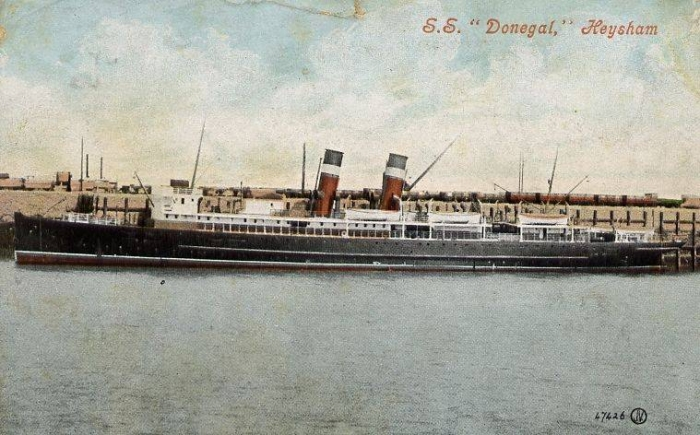 SS_Donegal_postcard