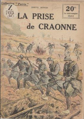 Craonne postcard