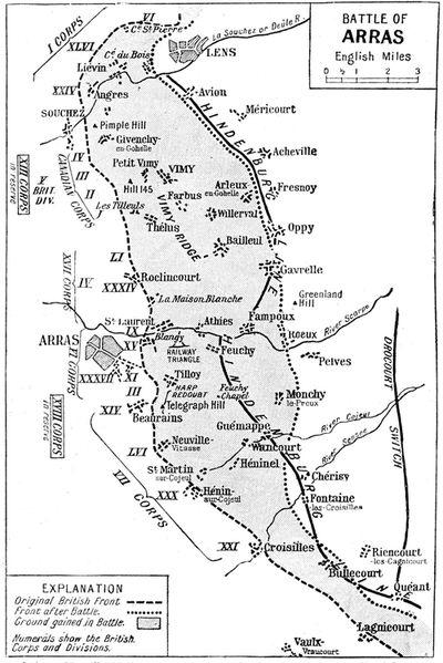 Fresnoy map