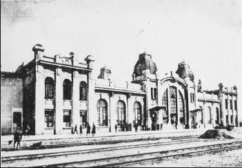 Kovel 1917