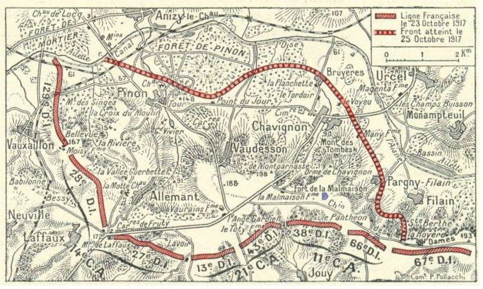 Filain map