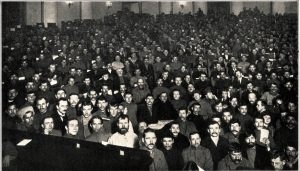 All-russian congress of soviets june 1917