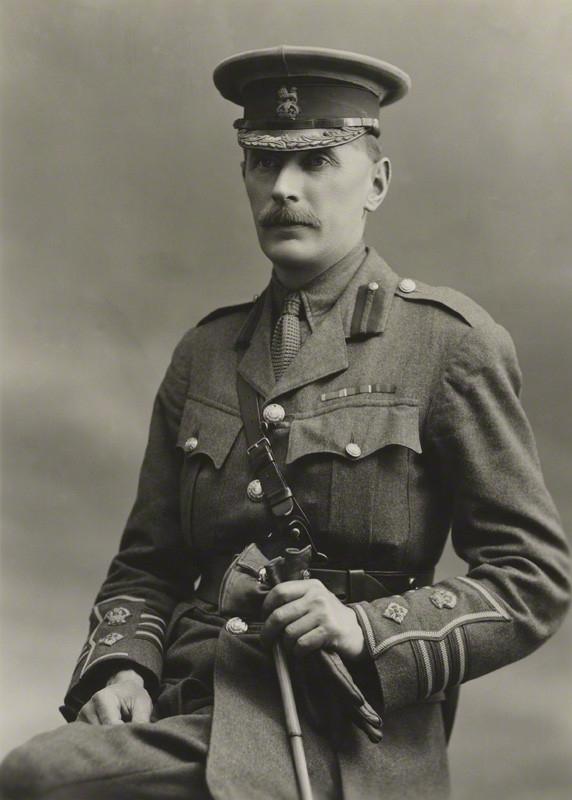 NPG x84297; Sir Charles Harington Harington