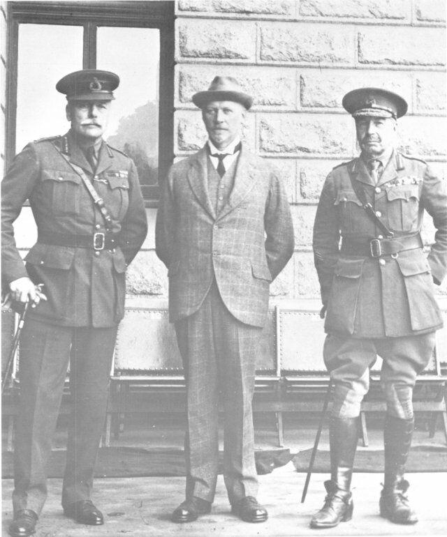 Jan Smuts 1917