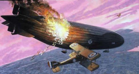 L 48 shot down