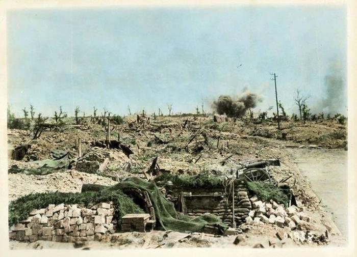Lens june 1917
