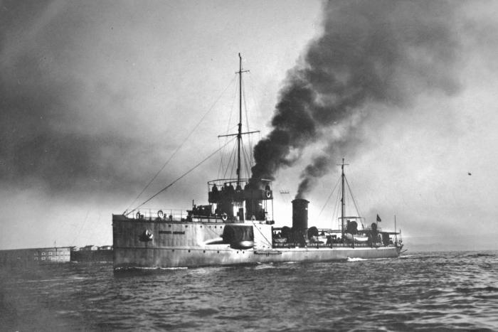 LeytenantZatsarennyy1906-1917