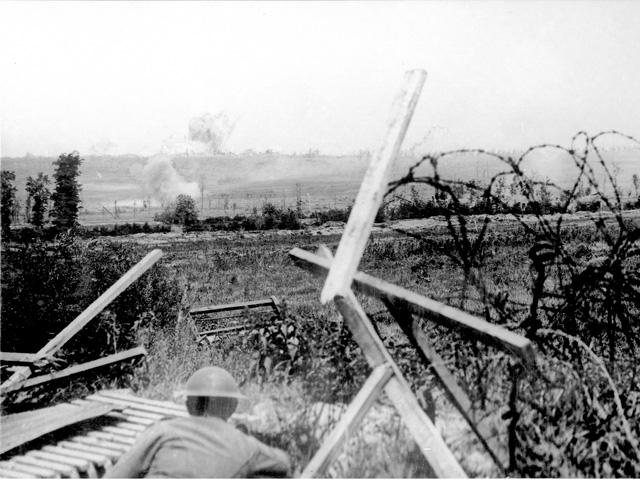 Messines june 1917