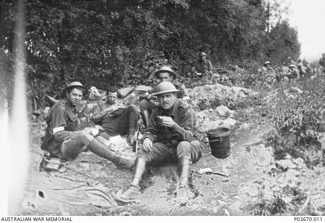 Ypres front june 1917