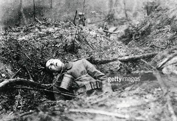 A1 Aisne october 1917