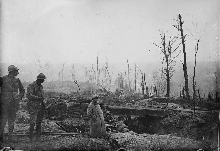 A1 Chaume wood Verdun