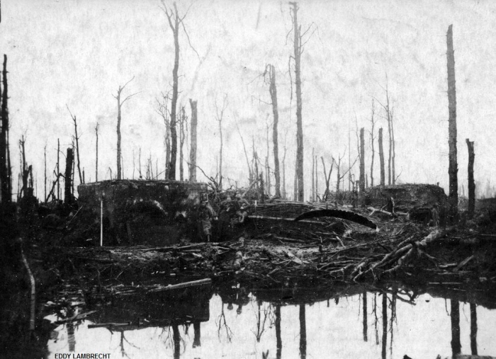A2 Houthulst forrest Oct 1917