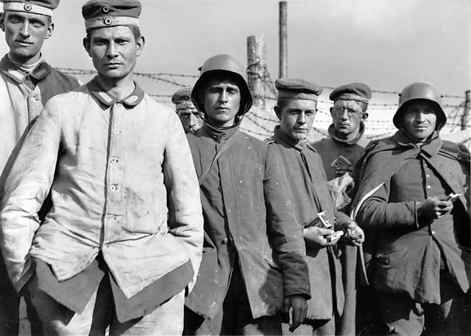 A2 german prisoners october 1917