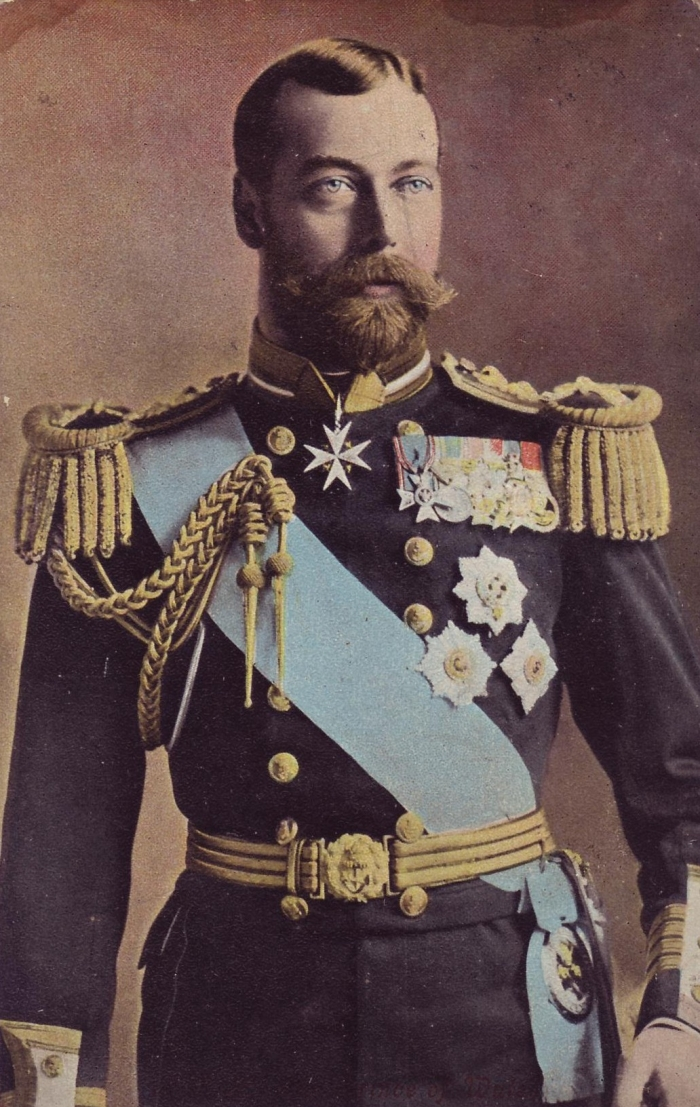 A3 King George V