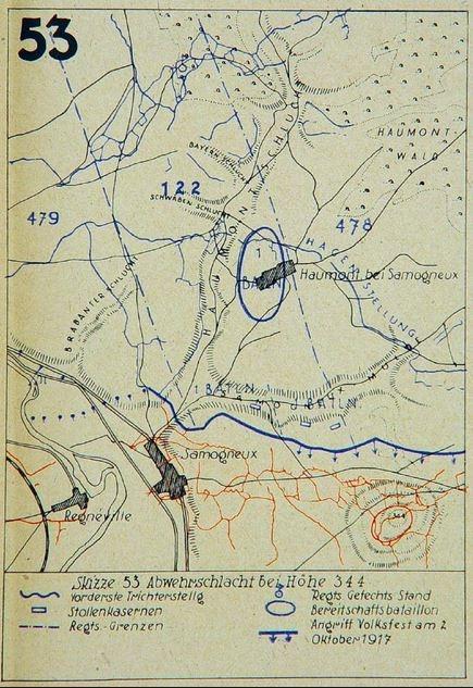 B1 Hill 344 map