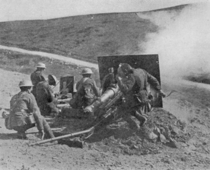 B1 Skumbi valley october 1917
