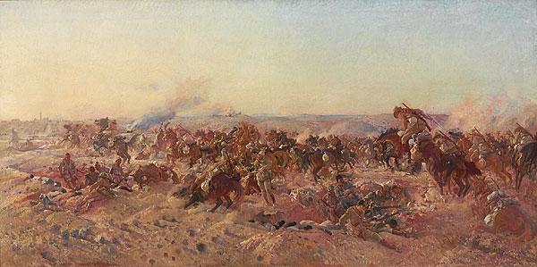 C1 Beersheba Oct 1917