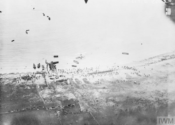 THE OPERATION ALBION, SEPTEMBER-OCTOBER 1917