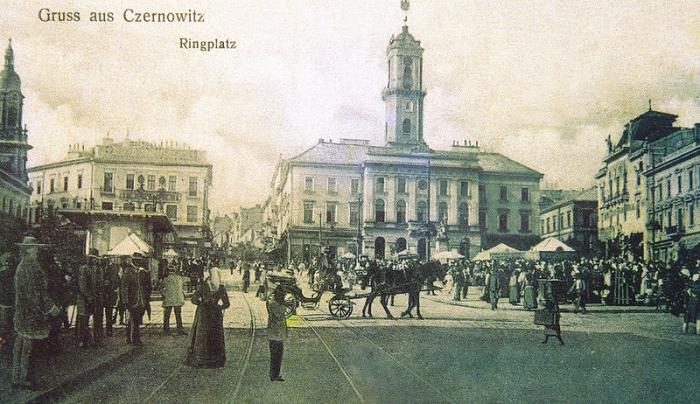 C2 Czernowitz postcard
