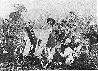 C2 Mahenge siege