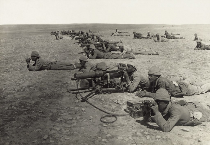 D1 Machine_gun_corps_Gaza_line_WWIb_edit2