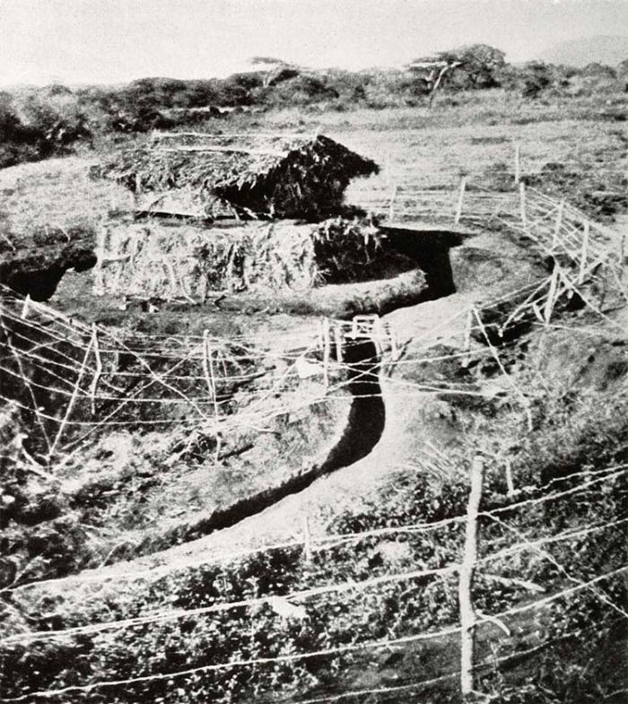 D1 Nangano trench