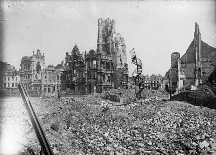A1 Arras 1917