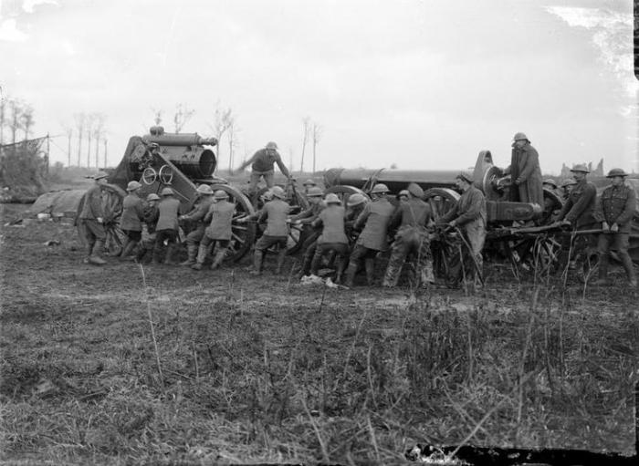A1 Ypres Artillery