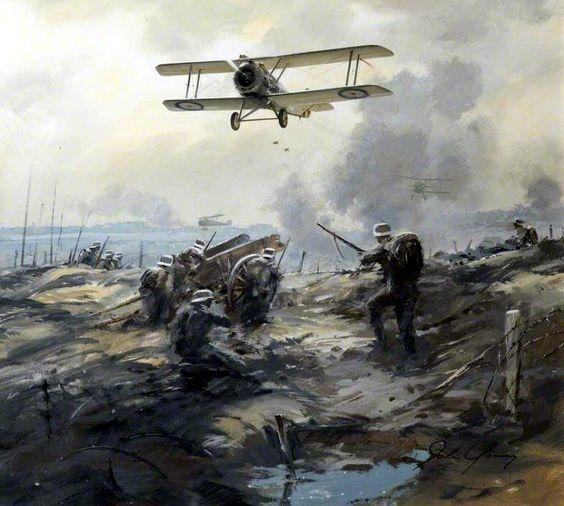 Young, John; De Havilland DH.5; Royal Air Force Museum; http://www.artuk.org/artworks/de-havilland-dh-5-136253