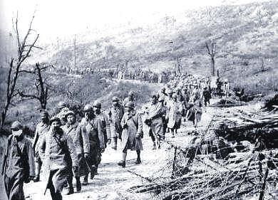 B1 Italian prisoners Maniago