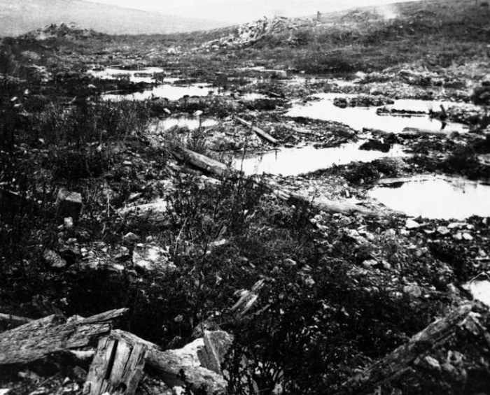 B1 Verdun november 1917