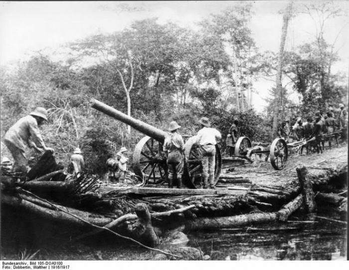C1 Belgian troops in east Africa