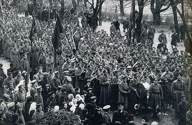 C1 Petrograd unrest