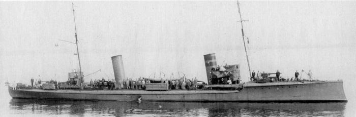 D1 Bditelnyi1906-1917