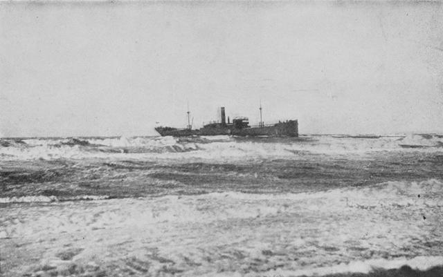 E5 ashore