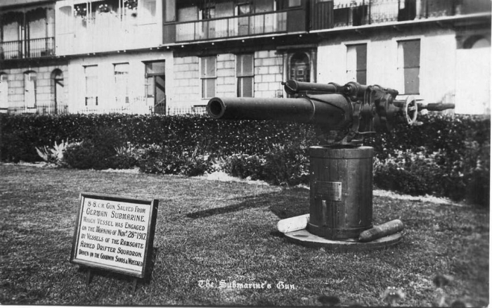 H2 U48_gun_Ramsgate
