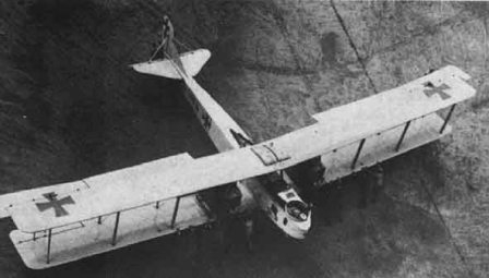 A1 Gotha bomber