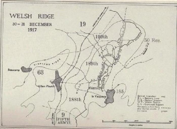 A1 Welsh Ridge