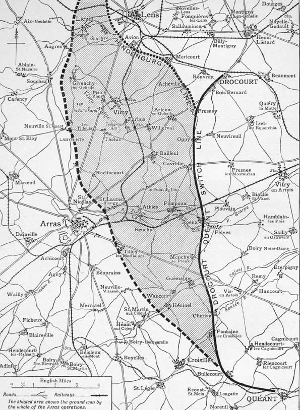 A1 arras map - Avion