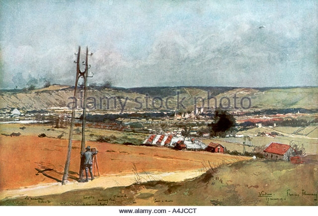 A1 the-forts-of-chaume-verdun-france