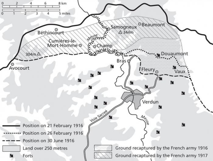 B1 Verdun map