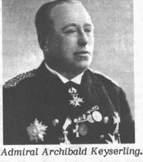 C1 Admiral Keyserlingl