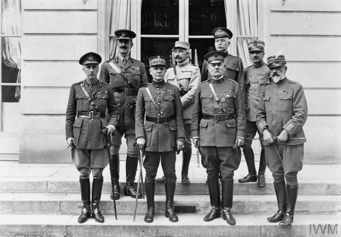 THE SUPREME WAR COUNCIL, 1917-1920